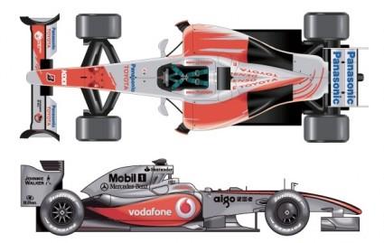 Формула автомобили