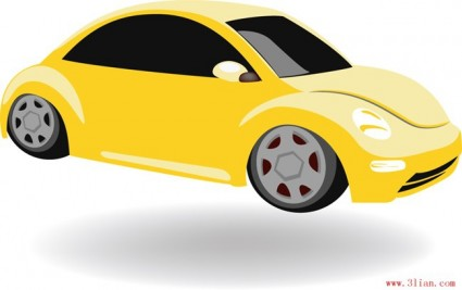 autos miniatures vector