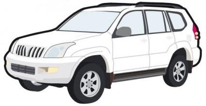 vectores de coches Toyota