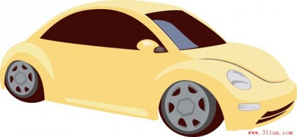 نموذج سيارة متجهة
