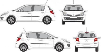 Vector voitures