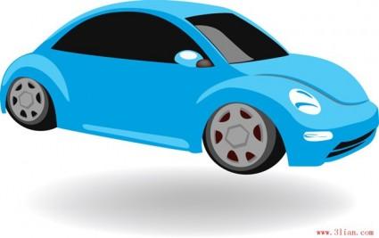 vector de coche de juguete de vector