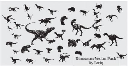 動物恐竜無料ベクトル