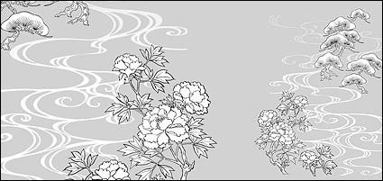 Рисование линии из цветов