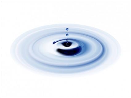 ondas de agua realista