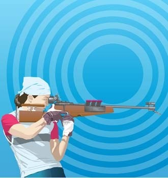 deporte shoting y tiro con arco