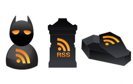 3 iconos de halloween rss