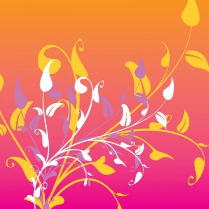 planta flores gráficos