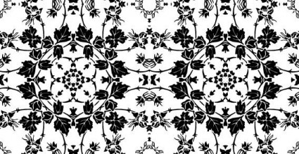 fondo floral transparente