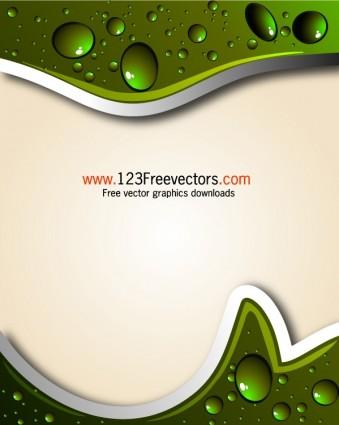 abstrak latar belakang vektor