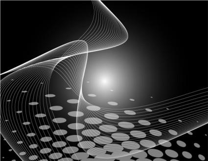 Gambar vektor abstrak gratis