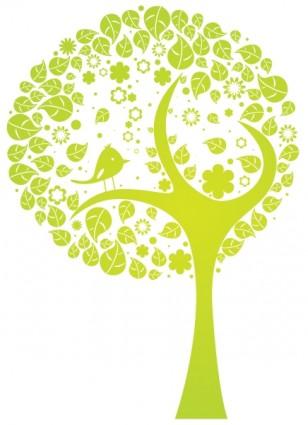 Vektor Abstrak tree