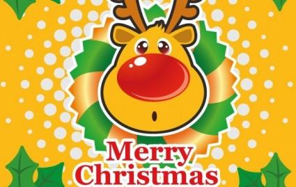 क्रिसमस वेक्टर चित्रण illustrator ऐ eps पीडीएफ