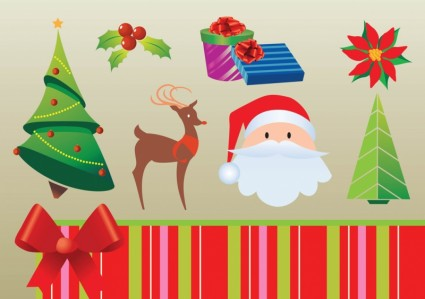 gráficos de Navidad gratis
