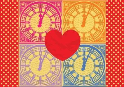 愛は何時です。