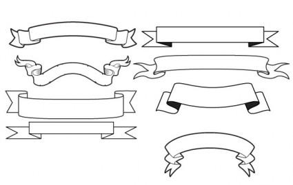 Banner generik vektor