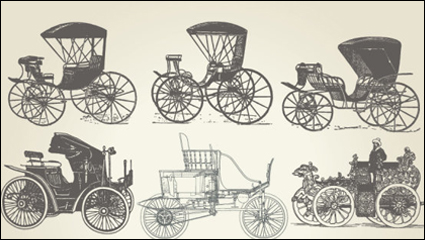 Medio de transporte antiguos - Imagui
