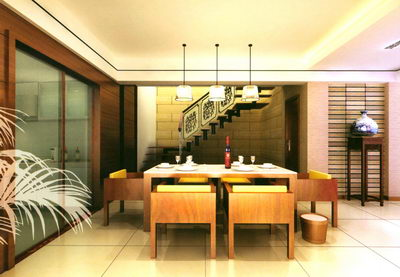 simplism Dining Room