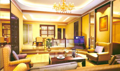 Dinging Room And Living Design