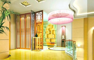 Chineseness Vestibule