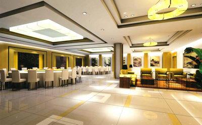 Luxury Feast Hall