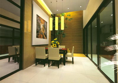 Dining Room Design-Modern Style-2