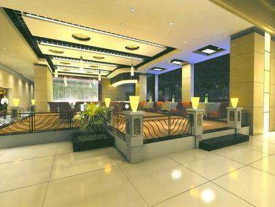 Modern Style Restaurant Design