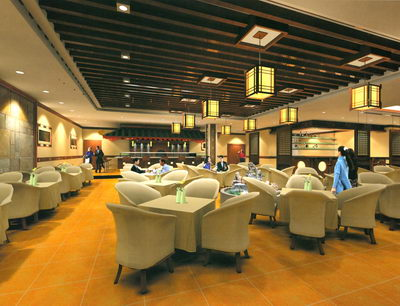 Chinese Restaurant Design Leisure Style-2