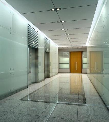 lift corridor model