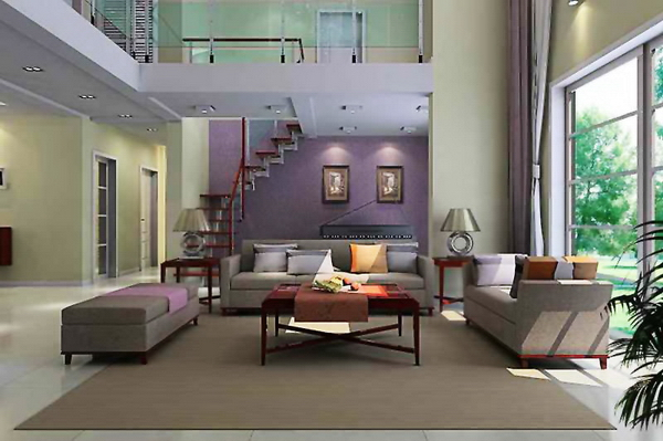A variety  styles living room   ����4