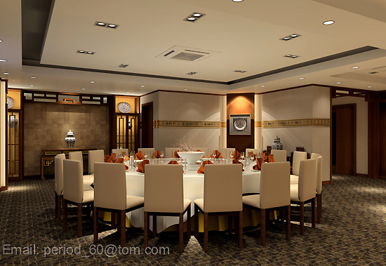 Chinese restaurants - Chinese banquet hall