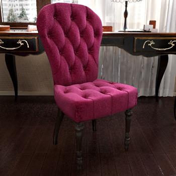 European fashion sofa seat 3D model