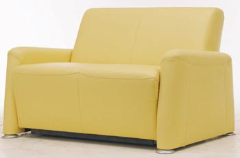 European-style double seats sofa