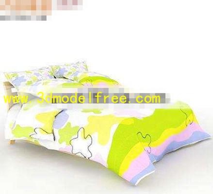 Generous fashion Children Bed