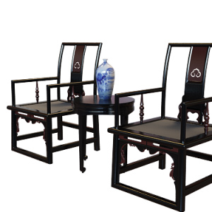 Chinese rosewood furniture armchair