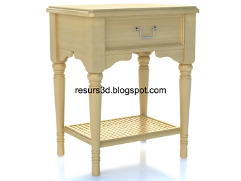European-style simple cabinet