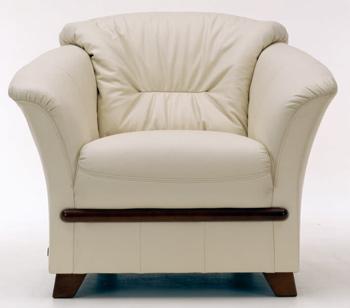 European Modern single sofa 3D Model