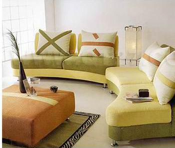 Fashion casual sofa 3D model
