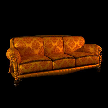 Classical sofa model