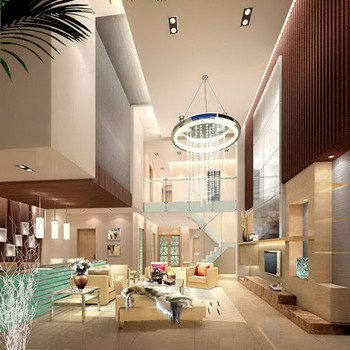 cool modern luxury penthouse living room | Modern luxury penthouse living room Free Download