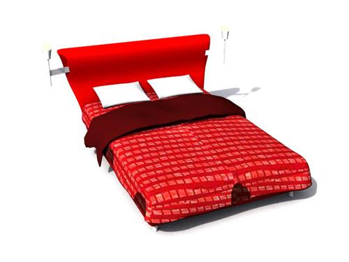 Red card wow Iraq cloth art the hammock 3D models