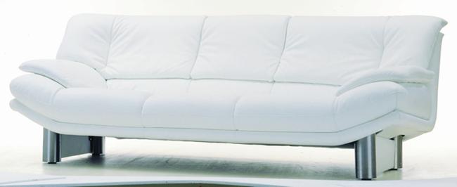 White cloth art sofa character many soft 3D models