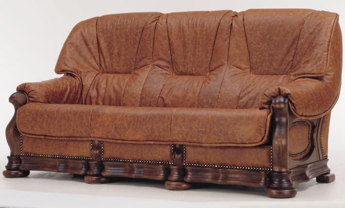 European cowhide people (including sofa 3D model material)