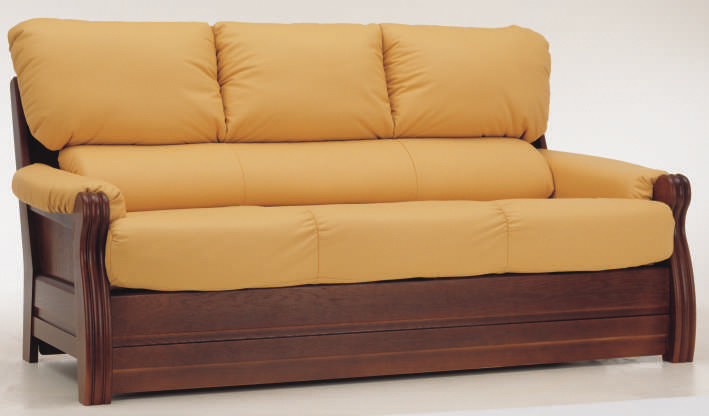 Cloth art sofa cushion for leaning on of annatto multiplayer 3D models (including material)