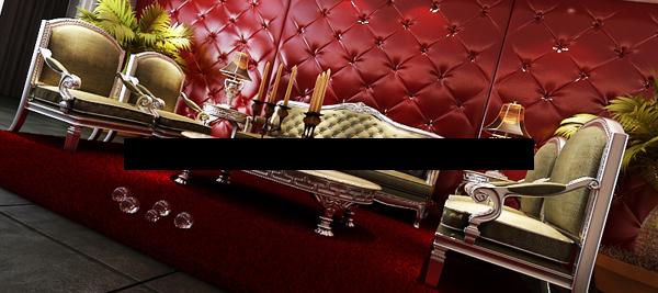 Chinese-style combination of stylish furniture