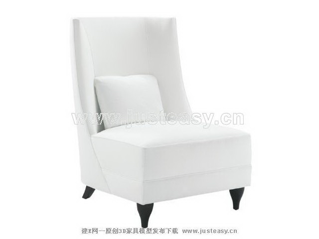 Soft white sofa