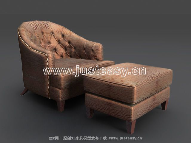 Sofa combination of modern Chinese