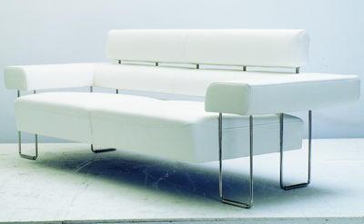modern and white sofa