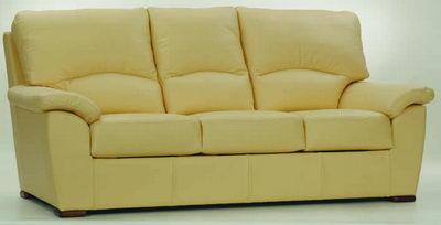 White Founder sofa