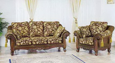 Rich, dignified and elegant sofa